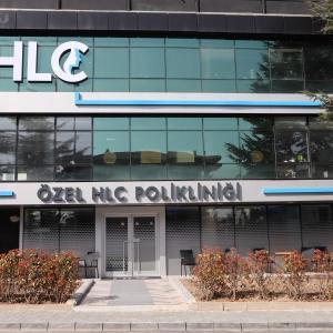 HLC Polikliniği Yeni Adresinde