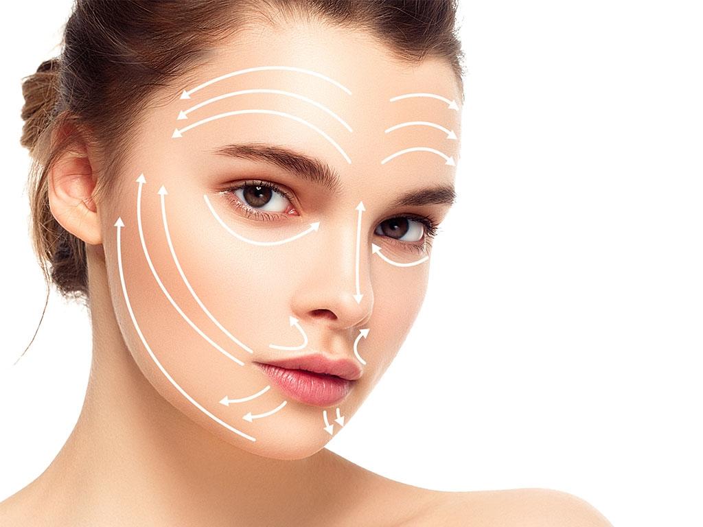Fokus ultrason hifu ameliyatsız yüz germe ve cilt gençleştirme sağlar.