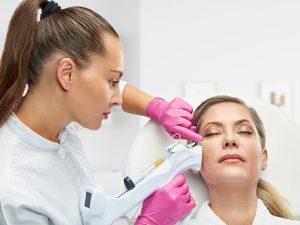 Yüz prp tedavisi ile cilt gençleştirme ve kırışık, lekeler giderilir.